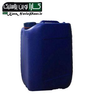 گالن 10 لیتری صنعتی آبی