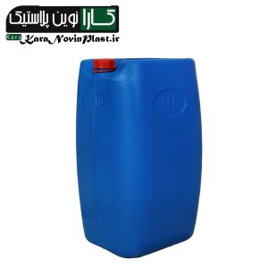 گالن 30 لیتری صنعتی آبی