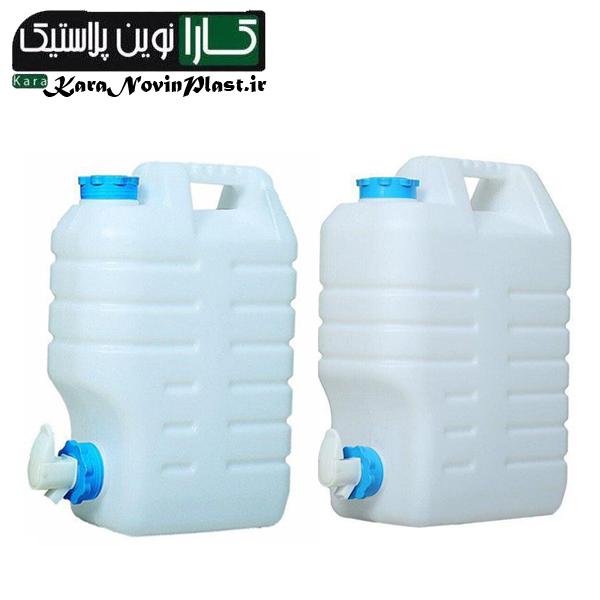 انواع گالن شیردار