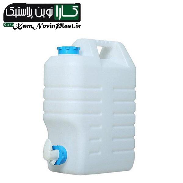 گالن 20 لیتری شیردار